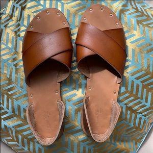 [Universal Thread] vegan leather sandals